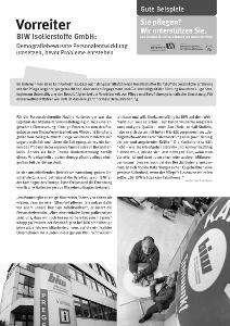 """Interview """"BIW Isolierstoffe GmbH"""""""