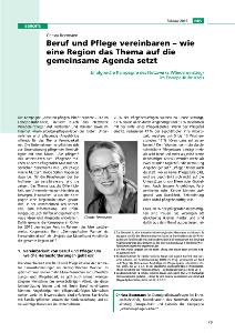 """NDV 02/2016 """"""""Auf die regionale Agenda setzen"""" """""""